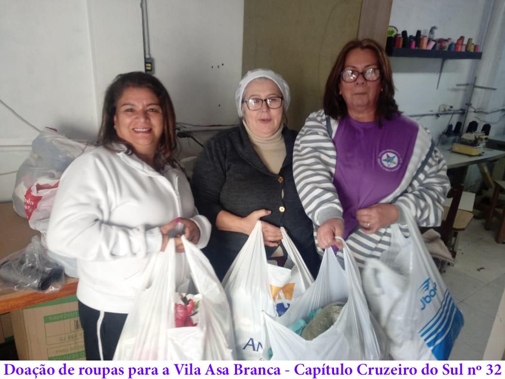 Cruzeiro - Vila Asa Branca