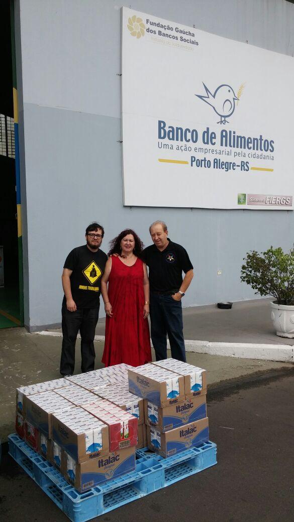Banco de Alimentos do RGS