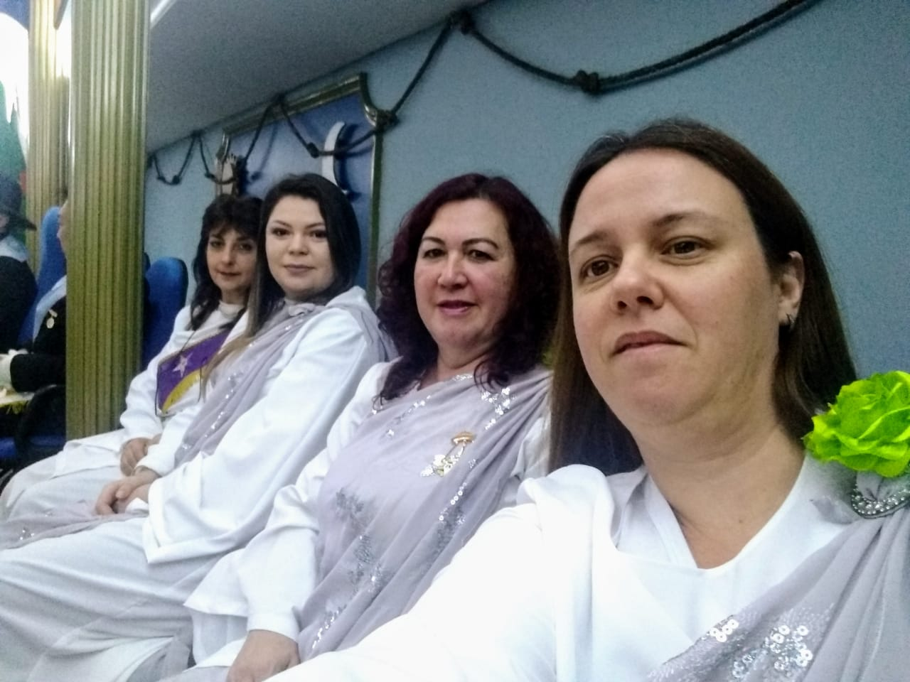 (Membro do Capítulo Cruzeiro do Sul)